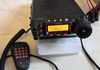 Snygg FT-857 som säljes!