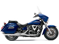 YAMAHA PICTURES | 2013 Yamaha V-Star 1300 Deluxe 4