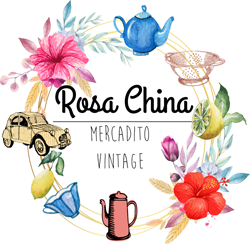 Rosachina Mercadito Vintage