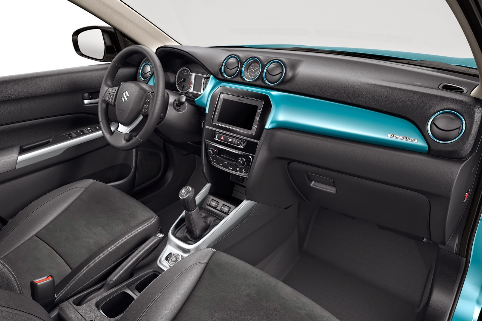 Interior All New Suzuki Vitara