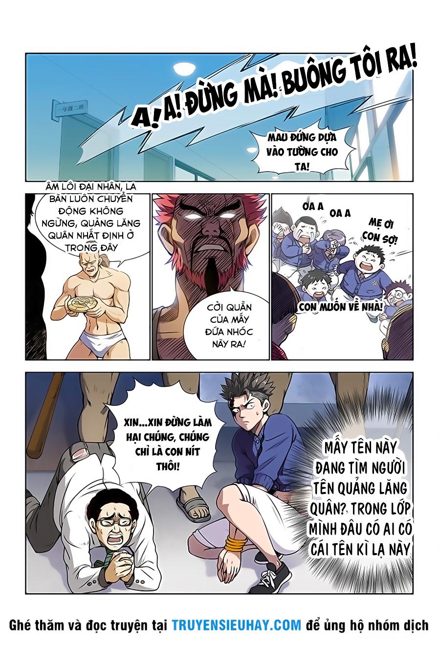 Ta Là Đại Thần Tiên - Chap 2