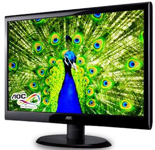 AOC E950Sw 19型寬高動態對比節能LED背光液晶螢幕