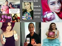 Artis Indonesia Yang Pakai/Menggunakan Parfum Federico Mahora