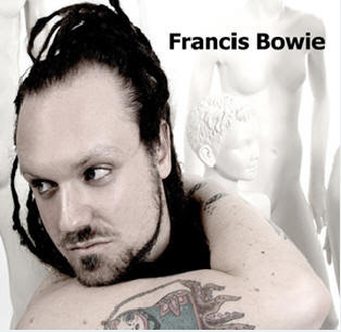 Francis Bowie - 'Francis Bowie' CD EP Review