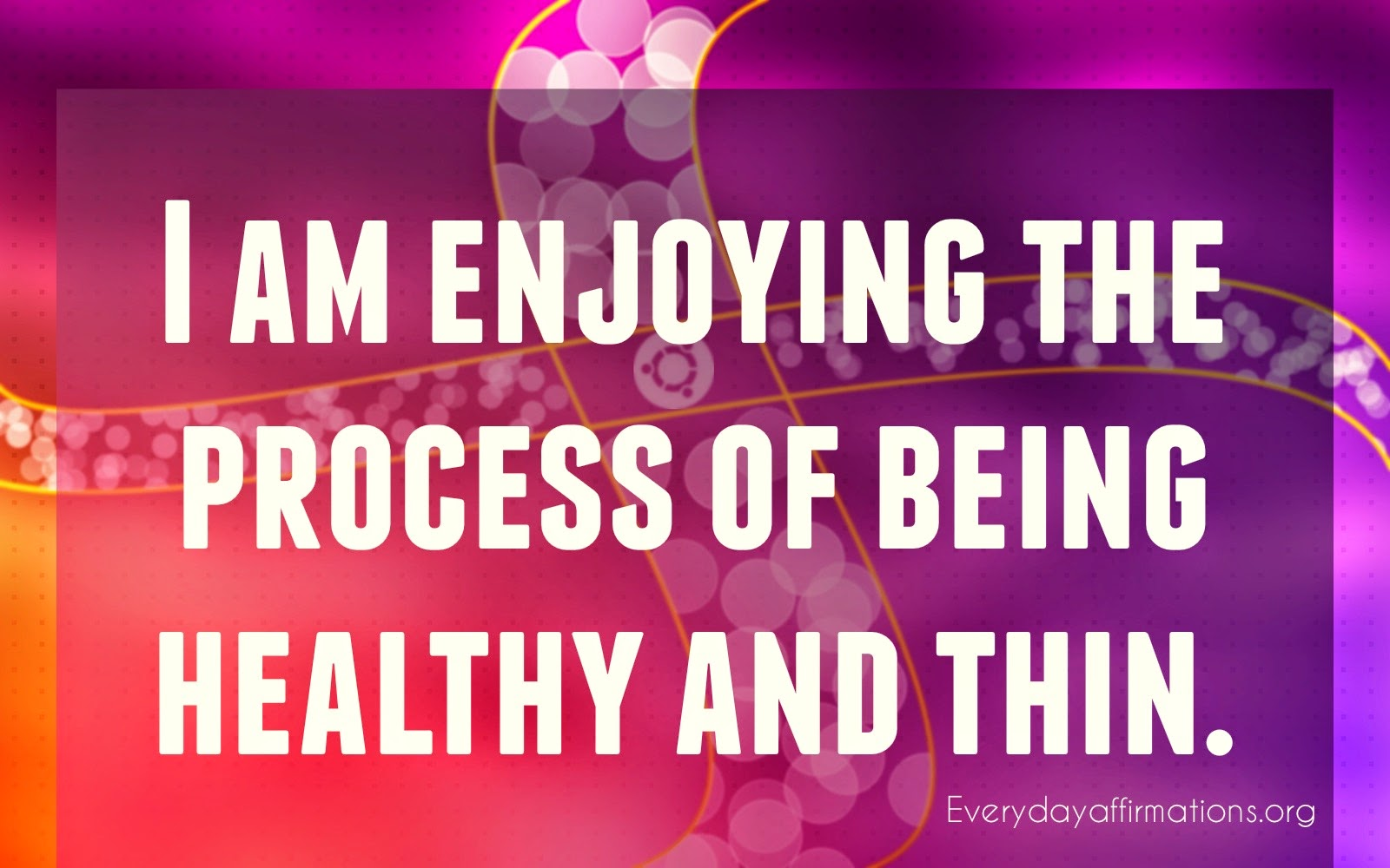 Affirmations for Weight-loss, Affirmations for Women, Daily Affirmations to lose weight