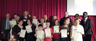 Gamesley Community Awards 2011