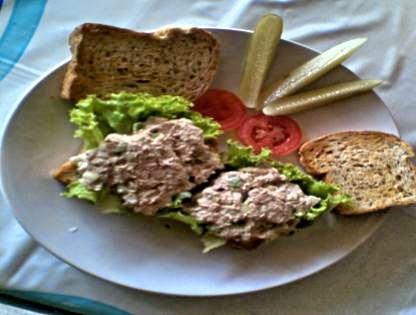 Tuna Sandwich Kasama's