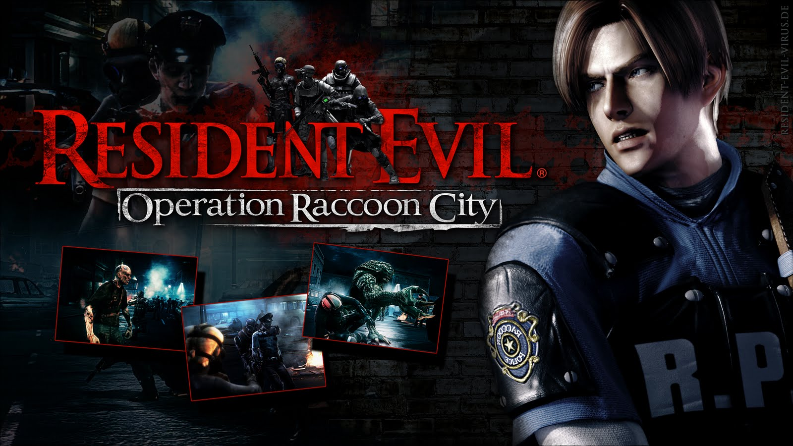 [[Megapost]] Resident Evil: Operation Raccoon City | 2012