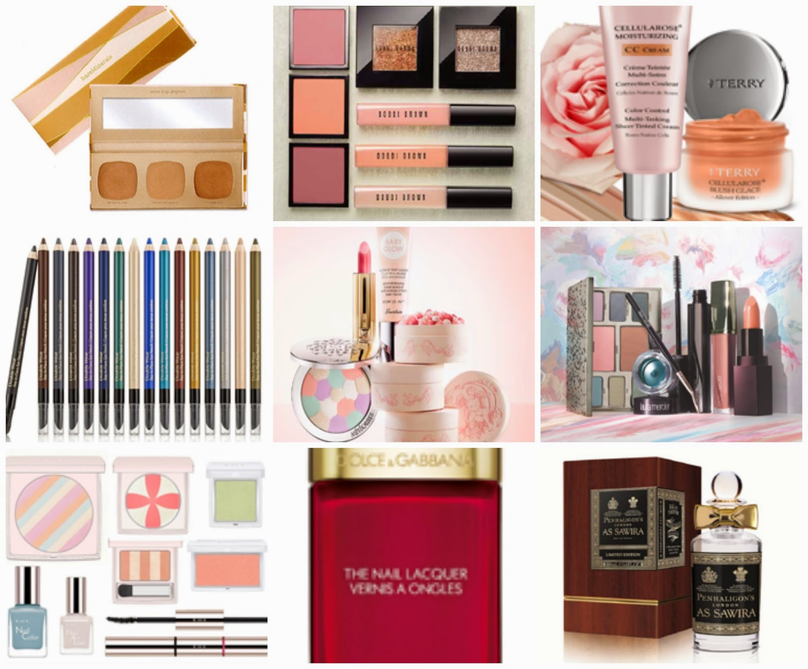 The Daily Beauty Report (08.01.15)