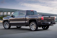 GMC Sierra 1500 Denali Ultimate Crew Cab (2016) Rear Side