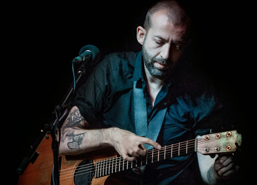 Jon Gomm 2015 UK Headline Tour