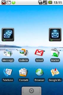 Gtalk sin manos para Android: Manos libres de SMS