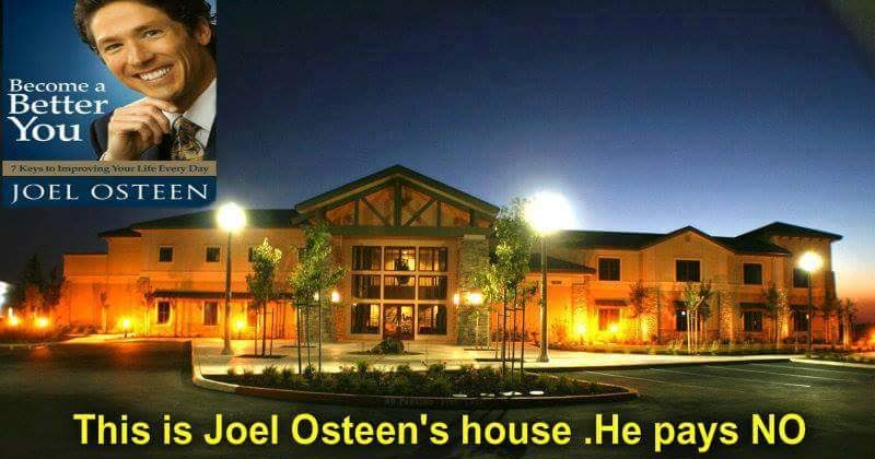 Does Joel Osteen Own His House Home Design Idea