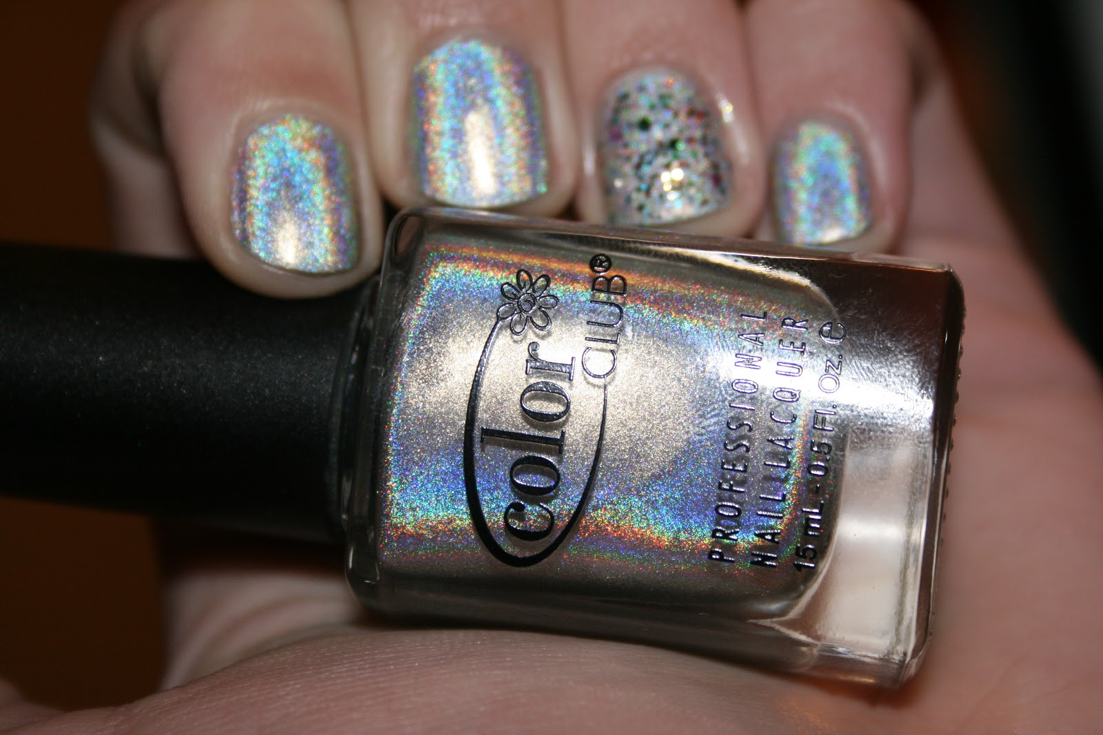 Steezys Beauty Blog Harp On It Color Club Aka The Coolest Nail