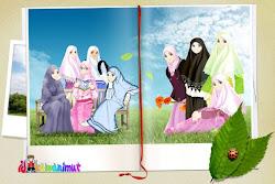 ALBUM FOTO KELUARGA MUSLIMAH