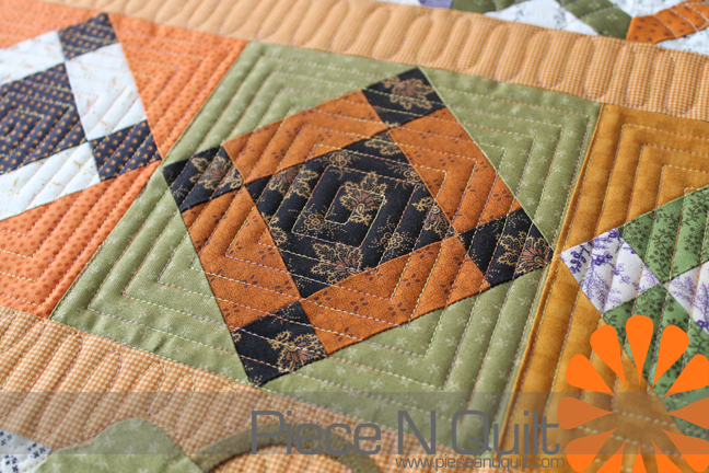 Piece N Quilt: Halloween Saturday Sampler