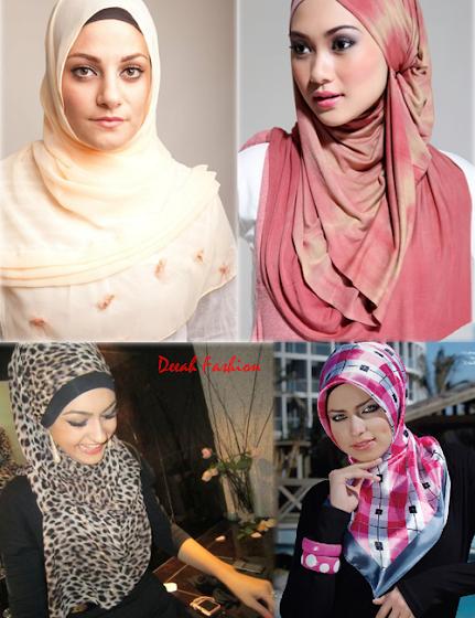 Cara Memakai Jilbab Yang Paling Praktis
