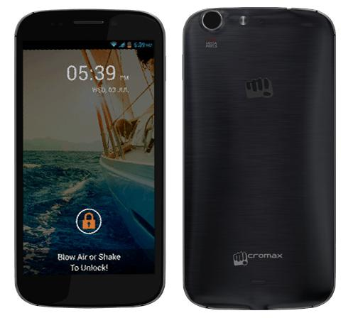 Micromax Canvas 4 (A210) - Price, Features and Specifications