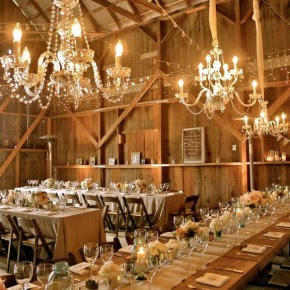 Beautiful Bridal: Rustic Wedding Receptions