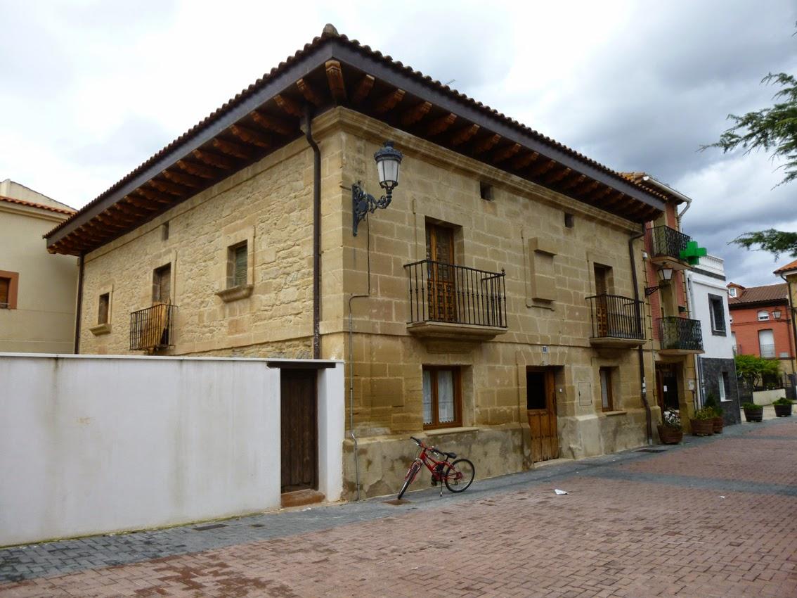 Casas solariegas en la rioja 256 leiva i pza mayor 7 - Casas prefabricadas la rioja ...