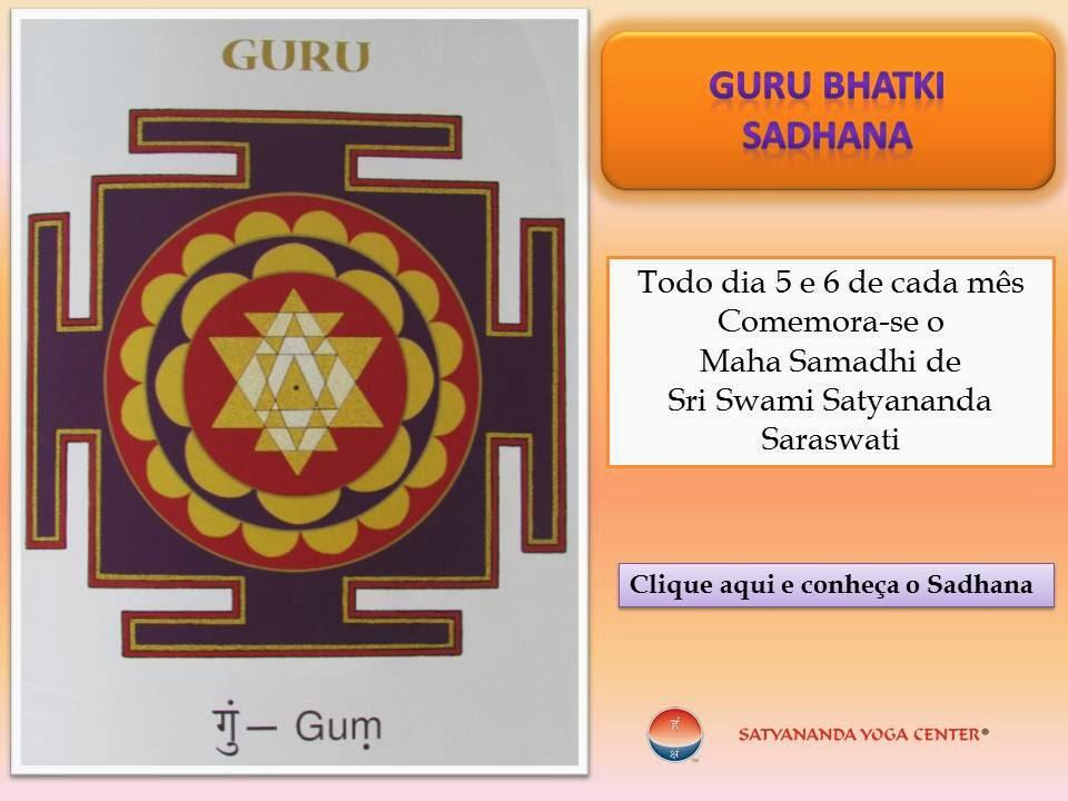 GURU BHAKTI SADHANA