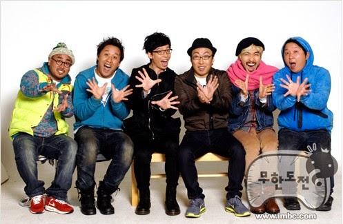 Oh!K, Malaysia, 2015, Astro, 394, Infinite Challenge, Yoo Jae Suk, Park Myung Soo