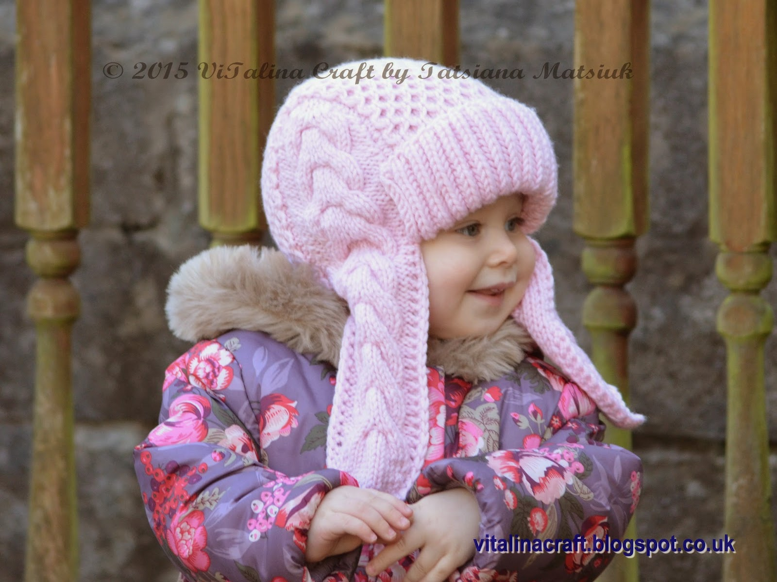 Especially I love knitting this type of hats for my little daughter. So bbcc6a055a8