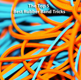 The Top 5 Best Rubber Band Tricks