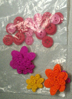 button n flowers for flowers