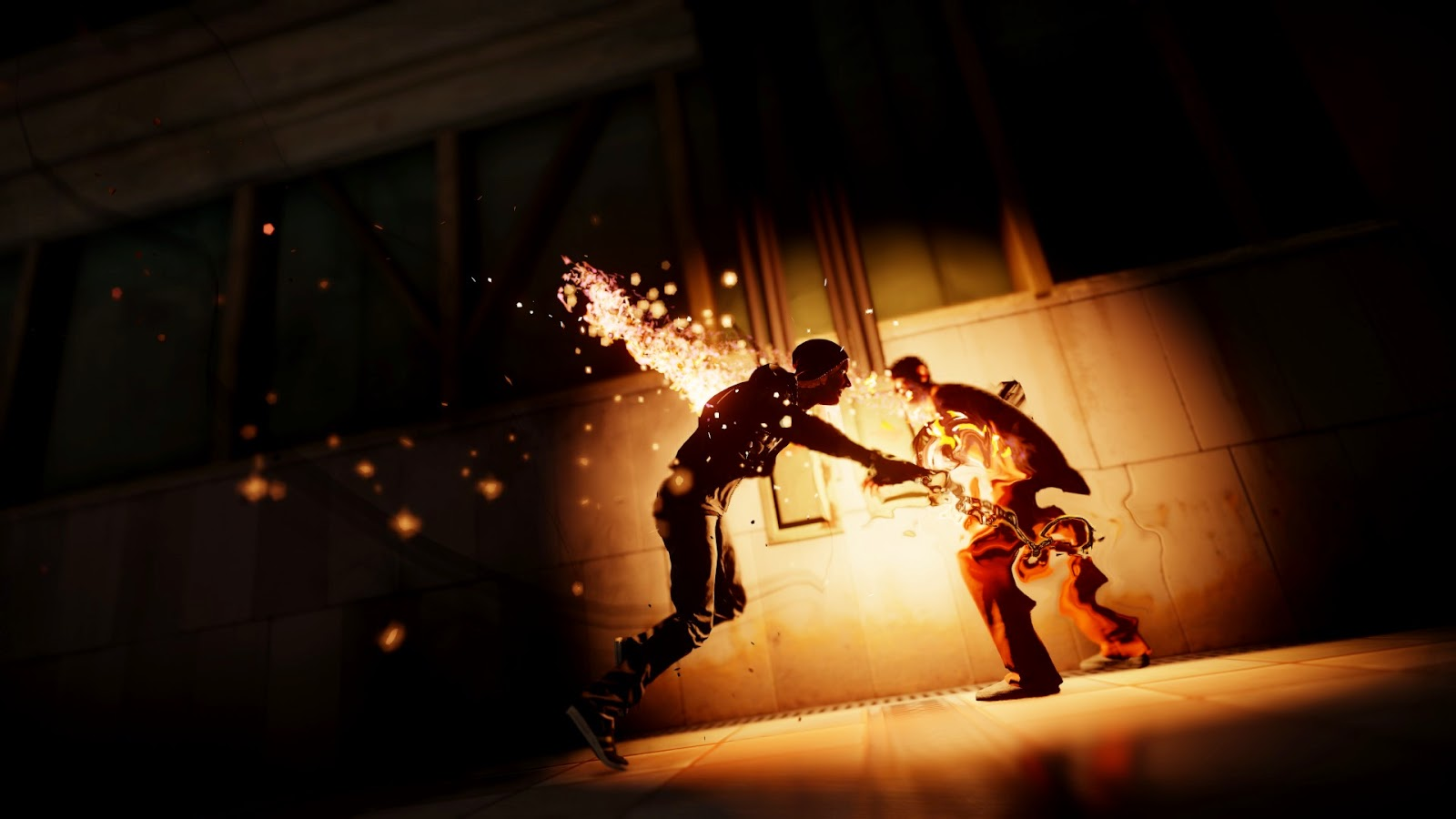 infamous secound son photo mode