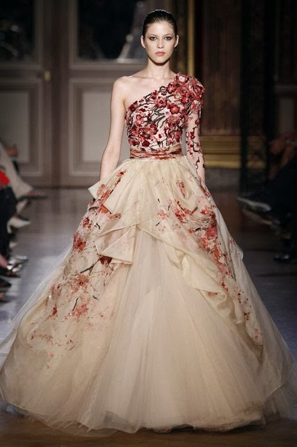 Zuhair Murad Spring Couture Collection