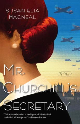https://www.goodreads.com/book/show/10161216-mr-churchill-s-secretary?ac=1