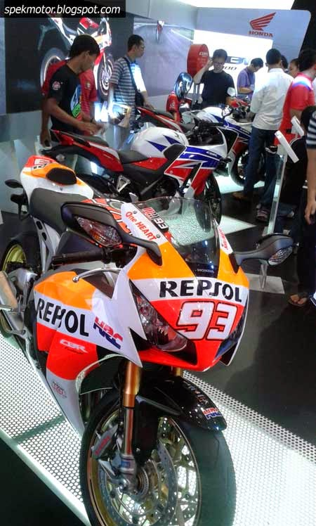 Honda CBR Fireblade Repsol