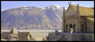 Éowyn en Rohan. El Señor de los Anillos. Canciones de películas
