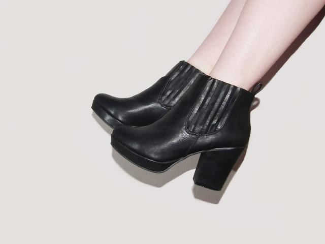 Sammi Jackson - Topshop Alexy Chelsea Boots