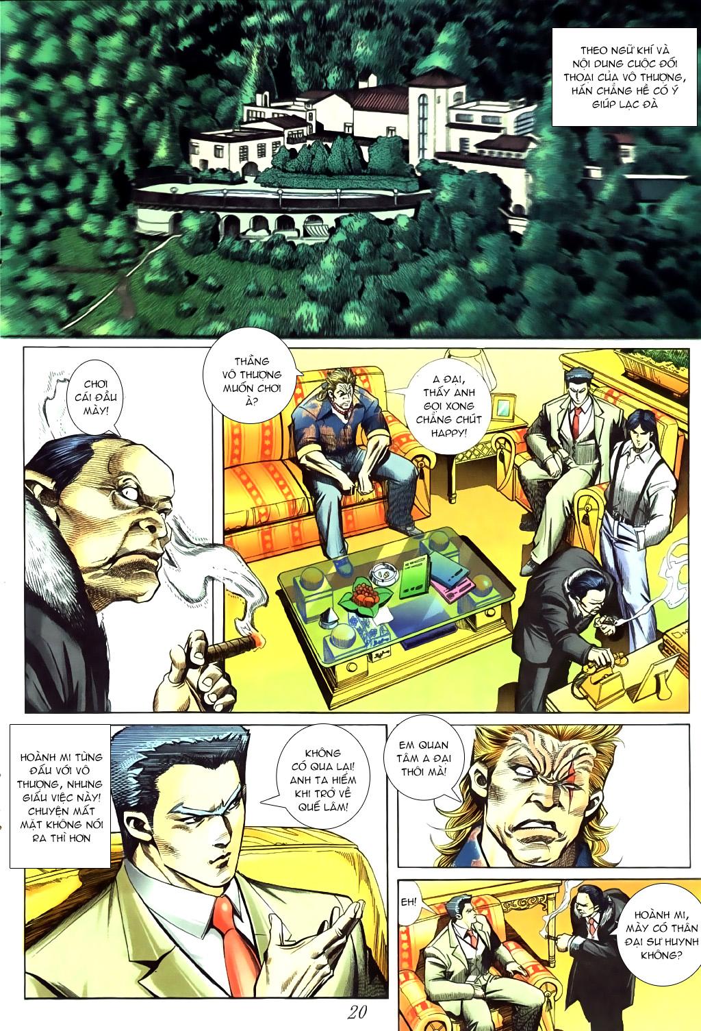 Người Trong Giang Hồ Chap 437 - Next Chap 438 image 14