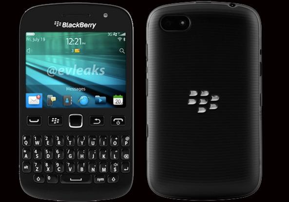 Harga Spesifikasi BlackBerry 9720 Samoa