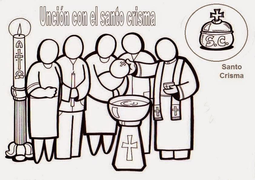 BLOG CATÓLICO GOTITAS ESPIRITUALES: SÍMBOLOS DEL BAUTISMO PARA ...