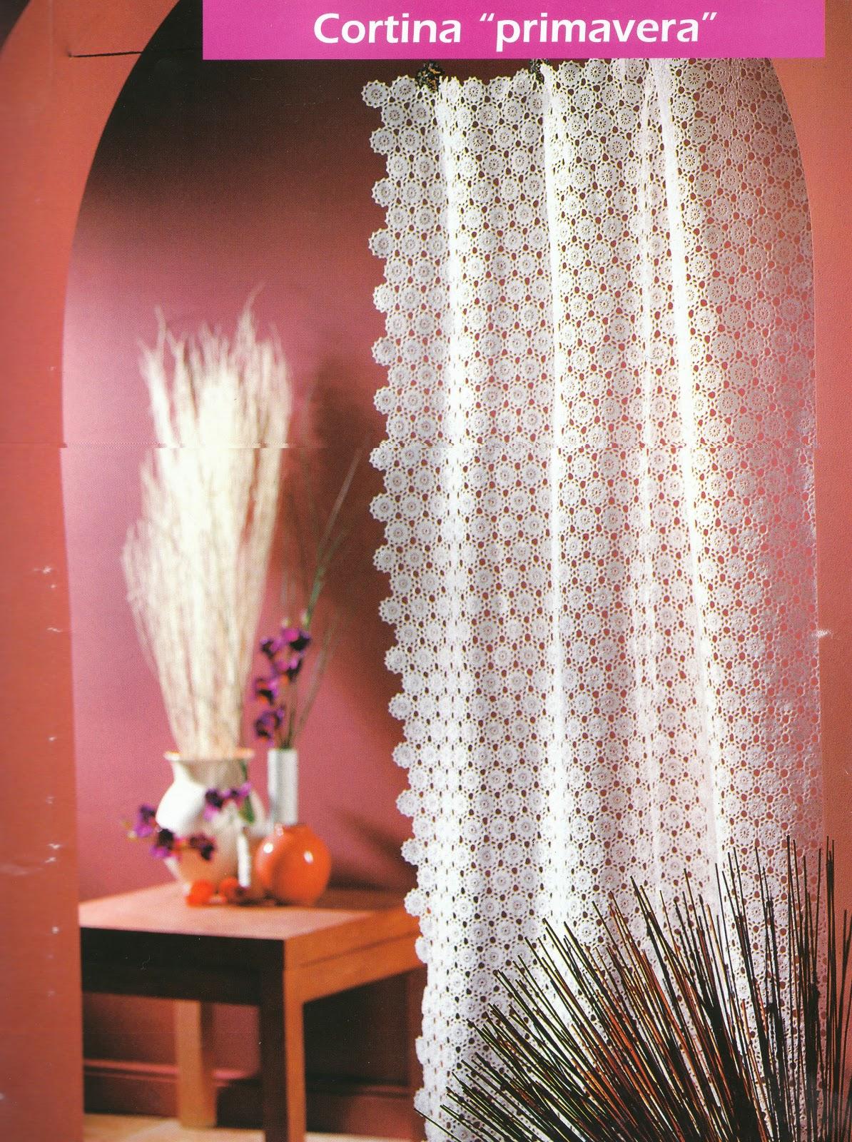 Tejiendo un poco con martha visillos y cortinas - Visillos y cortinas ...