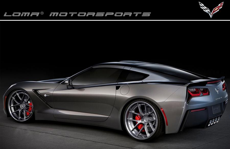 Chevrolet Corvette C7 Stingray Wheels By Loma 174 Motorsports
