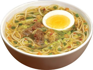 Delicious Filipino Soup Batchoy