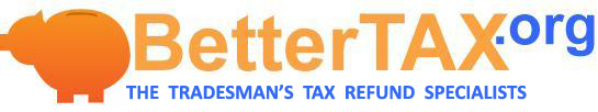 tradesman's tax refund specialists logo