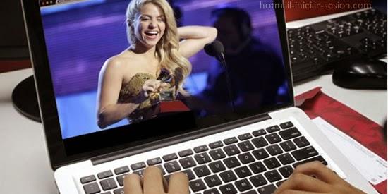 Shakira pc