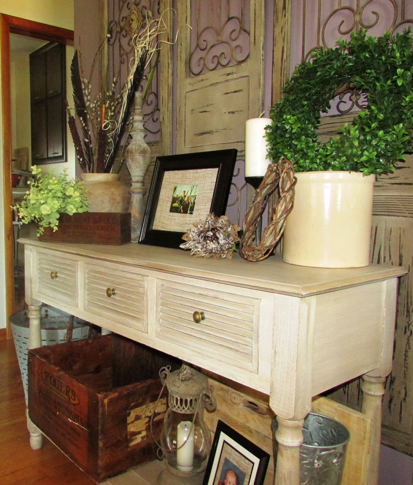 Entryway 3 0 Tour Rustic Refined