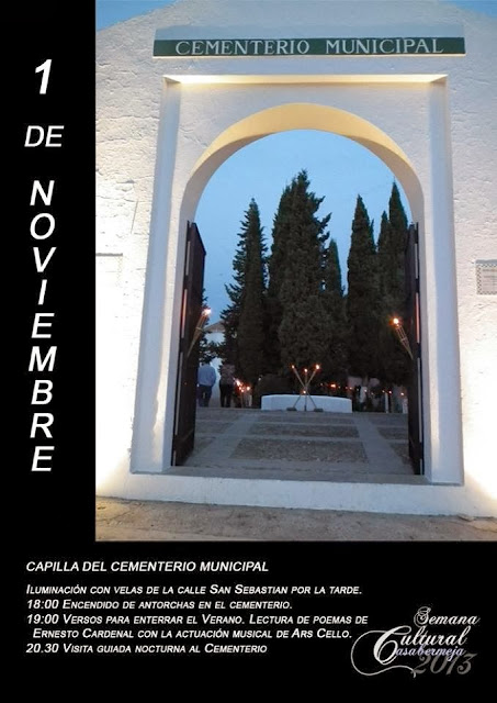 Visita Nocturna del Cementerio de Casabermeja