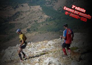 carrera Villalfeide Polvoreda www.mediamaratonleon.com