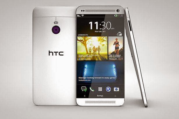 Htc Will Publish HTC One M9.
