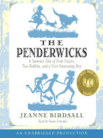 Cover of The Penderwicks by Jeanne Birdsall