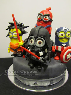 minions darth vader star wars