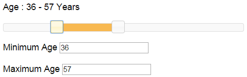 jquery range slider example in asp.net